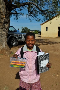 Thank you, Warren Children's Ministry, for creating a School Supply Store for Swaziland!