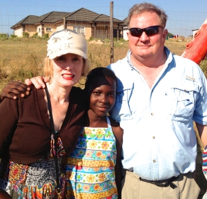Scott, me and Nokwanda